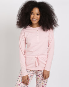 Women'secret Cushion Top Pink