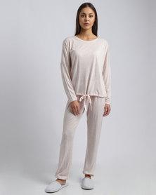 Women'secret Must Pyjamas Pink
