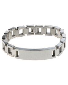Xcalibur Mens Fashion Wristwear Silver-Tone