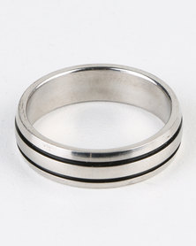 Xcalibur Stainess Steel Fashion Ring