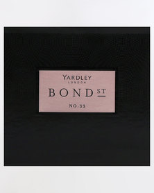 Yardley Bond ST Male No 33 EDP 50ML
