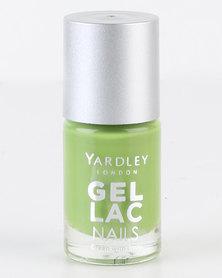 Yardley Gel Lac Nail Polish Green with Envy
