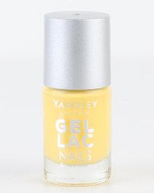 Yardley Gel Lac Nail Polish Canary Yellow