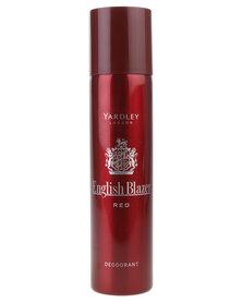Yardley English Blazer Red Deo 250ml