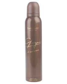 Yardley Gorgeous Cashmere Body Spray 150ml Gold