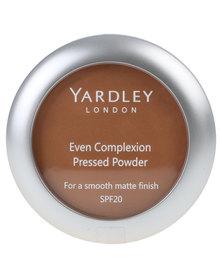 Yardley Even Complexion Pressed Powder Walnut