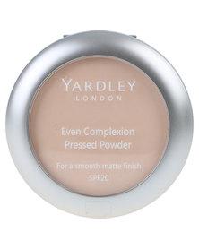 Yardley Even Complexion Pressed Powder Translucent