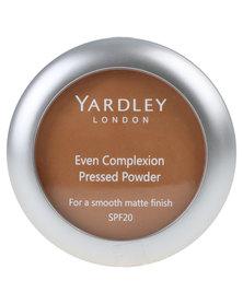 Yardley Even Complexion Pressed Powder Almond