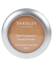 Yardley Even Complexion Pressed Powder Caramel Fudge