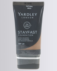 Yardley Foundation Stay Fast Natural Beige