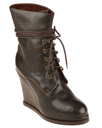 ZOOM Ankle Boots Nancey Taupe