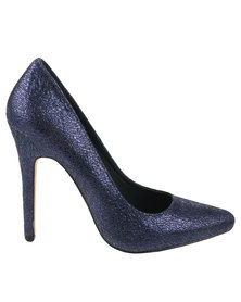 ZOOM Tiffany High Heels Navy
