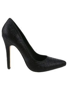 ZOOM Tiffany High Heels Black
