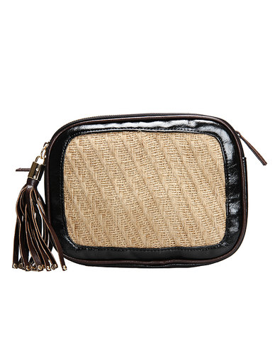ZOOM Celine Handbag Cream & Black